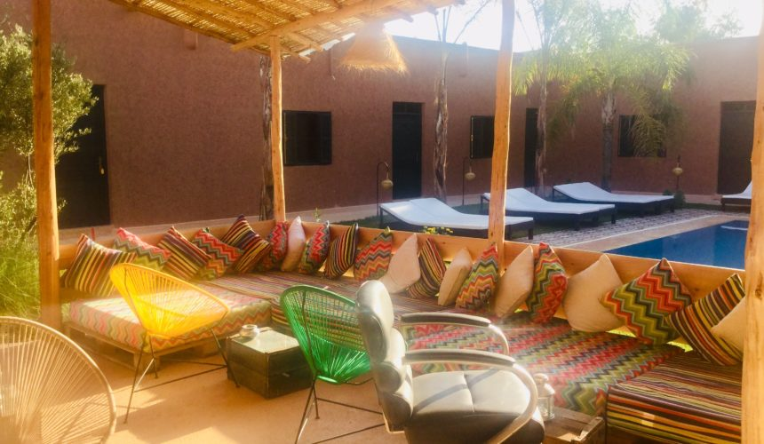 Coco Canel, Riad Marrakech