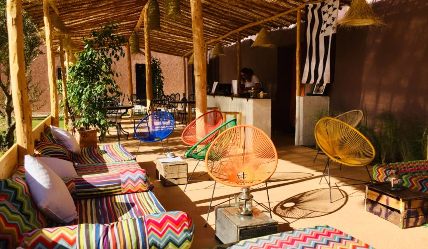 Coco Canel, Riad Marrakec