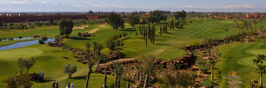 Atlas Golf, Marrakech