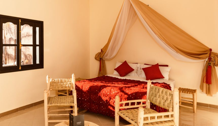 Chambre double, Coco Canel, Marrakech