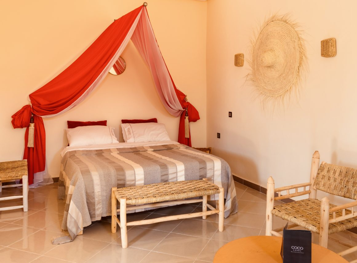 Chambre double, Riad Marrakech, Coco Canel