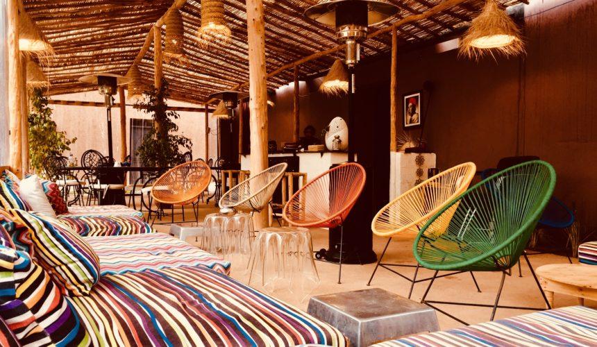 Riad Marrakech, Coco Canel