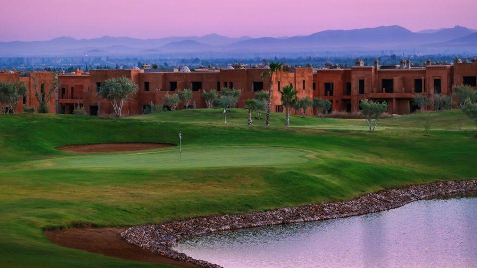 Palm Golf Ourika, Marrakech