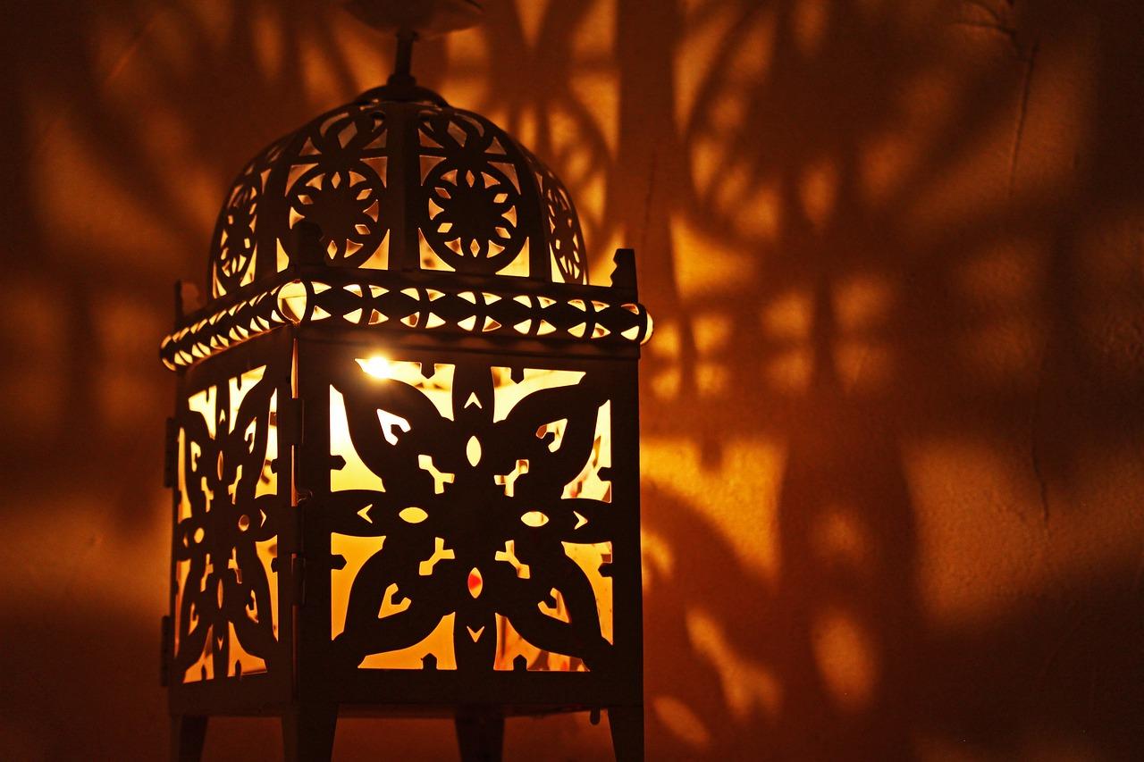 Lanterne, Maroc