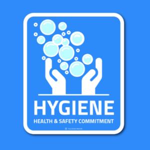 Charte d'engagements sanitaires